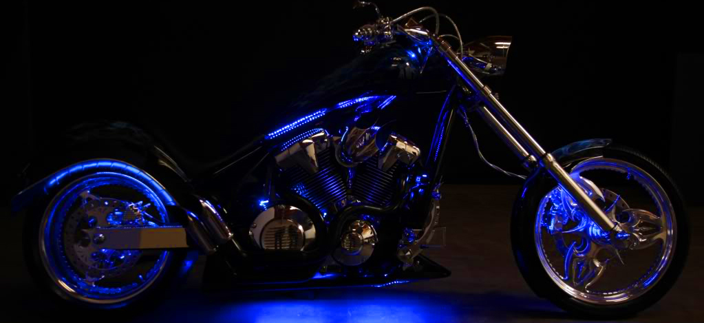 A Brief Guide to Install LED Lighting Strips on Motorcycle ...