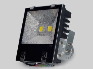 100 Watt Outdoor LED Flood Light Fixture