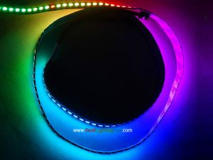 144 LED/m SK6812 Digital RGB Addressable LED Strip, DC5V, Sold by Meter