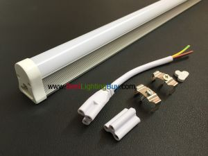 2Ft 9 Watt Linkable T5 LED Integrated Tube Light Fixture