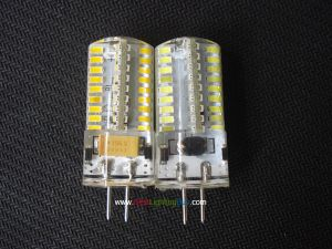 3.5W G4 LED Capsule Bulb, 72 SMD LED Tower