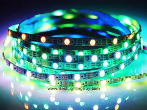 5mm Mini Skinny SK6812 3535 RGB Digital LED Strip, 60 LED/m, 4 m/roll, 5V