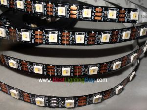 60 LED/m SK6812 NeoPixel Digital RGBW LED Strip, 13.1 ft/reel, Sold by reel