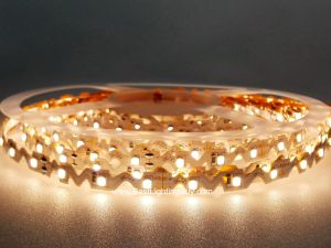 60/m 2835 Bendable Zig-Zag LED LED Light Strip, 12V, 5m