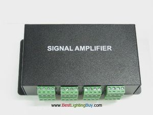 8-Port SPI LED Amplifier, 12-24VDC