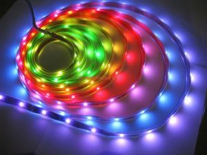 Digital LPD6803 RGB LED Strip, 150 LEDs, 16.4 Ft/reel, Sold by reel