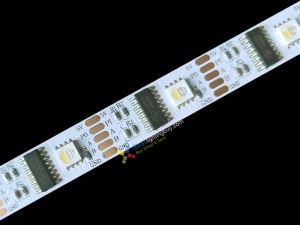 DMX512 RGBW Flexible LED Strip, 32/m, 5V, 5m