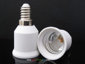 E12 to E26/E27 Lamp Bulb Socket Adapter Converter