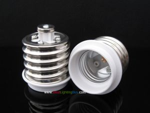E39/E40 to E26/E27 Lamp Bulb Socket Adapter Converter