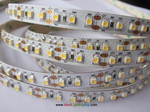 Flexible SMD3528 LED Light Strip, 120 LED/M, 5M/Reel, Sold by Reel