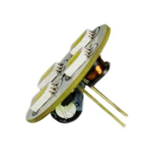 0.96 Watt DC12V Back-Pin G4 Lamp, 4 SMD 5050 LEDs