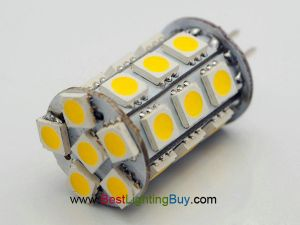 G4 LED Tower Lamp with 24 SMD 5050 LED