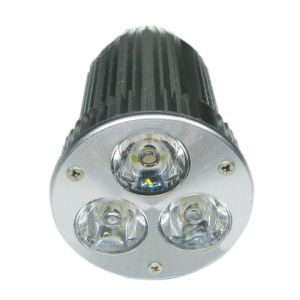 3X3 Watt  MR16 GU5.3 LED Spot Light Bulb, 390 Lumens