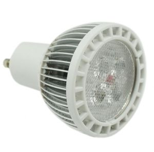 5W CREE GU10 LED Spot Light Bulb, 40 Watt Halogen Bulbs Replacement