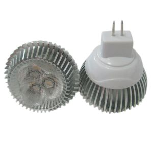 3X2 Watt High Power MR16 GU5.3 LED Spotlight, 220 Lumen