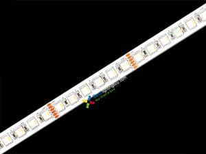 RGB+CCT 5-in-1 5050 SMD Flexible LED Strip, 96 LEDs/m, 24V, 5m