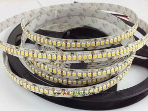 Single Row 240LED/M SMD 3528 Flexible LED Light Strip, 24VDC