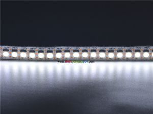 SK6812 Addressable White LED Strip, 144/60/30 LEDs/m, DC5V