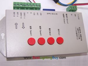 T-1000S SD Card Digital RGB LED Strip Controller