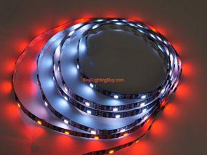 16.4Ft TM1803 Digital RGB 5050 LED Light Strips, 5V DC, 160 LEDs