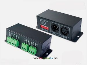 TM1809 DMX512 Signal Decoder, Support TM1803, TM1804, TM1809 and TM1812 Drving IC