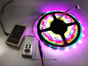 Digital Addressable LPD6803 RGB LED Strip Kit