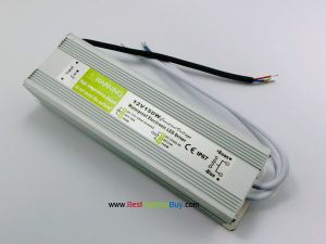 Waterproof LED Power Supply AC110V / 220V to DC 12V